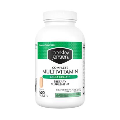 Picture of Berkley Jensen Complete Adult Health Multivitamin 500 ct