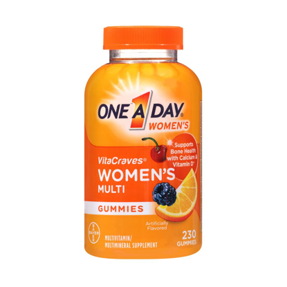 Picture of One A Day Women's VitaCraves Multivitamin Gummies 230 ct