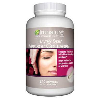 trunature Healthy Skin Verisol Collagen 240 Capsules