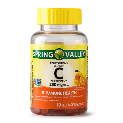 Spring Valley Vitamin C Gummy 70 Ct