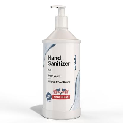 MightyGood Hand Sanitizer Gel 32 fl oz