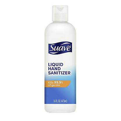 Suave Hand Sanitizer 16 oz