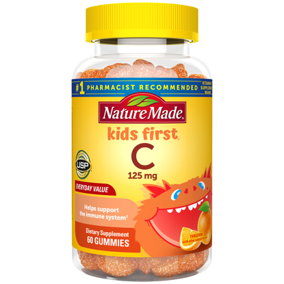 Nature Made Kids First Vitamin C Gummies 60 Ct