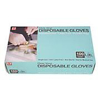 Picture of Clear  Disposable Vinyl Gloves, L/XL  100 ct.