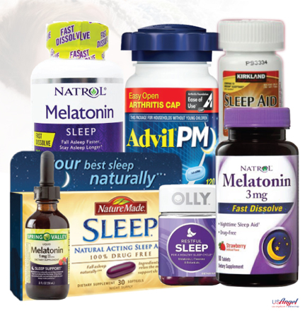 Picture for category Sleep Aid & Melatonin