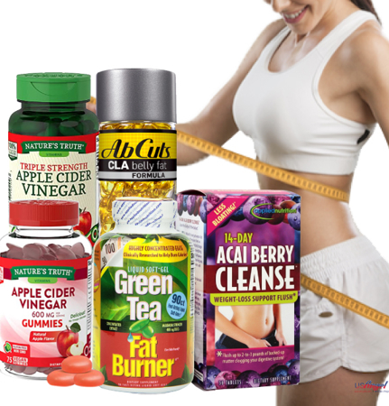 Picture for category Fat Burn & Weight loss