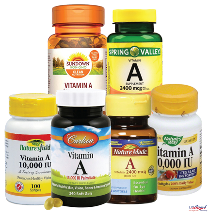 Picture for category Vitamin A