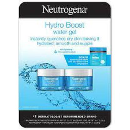 Neutrogena Hydro Boost Water Gel Twin pack with Bonus Mask 1.7 fl oz. 2 pk