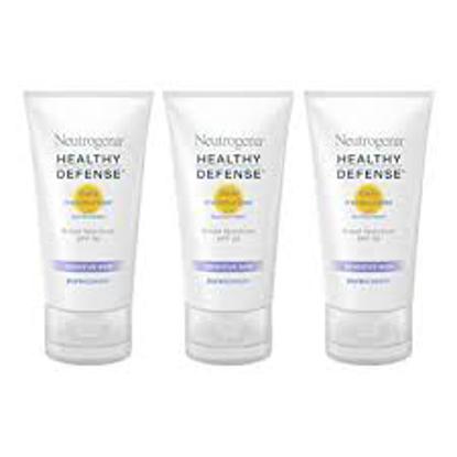 Neutrogena Healthy Defense Daily Moisturizer with Broad Spectrum SPF50 Sunscreen
