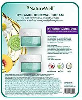 Nature Well Dynamic Renewal Cream 1.7 oz. 2 pk.