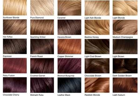 Picture for category Hair Color