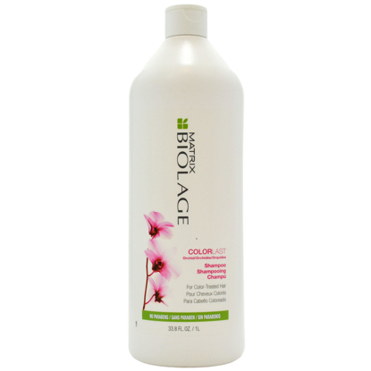 Matrix Biolage Colorlast Shampoo Orchid 33.8 fl. oz.