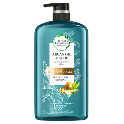 Herbal Essences bio renew Argan Oil & Aloe Sulfate-Free Shampoo 29.2 fl. oz.