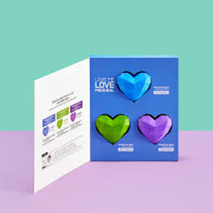 Mediheal BTS Edition Bio Capsulin Love Me Mask Set