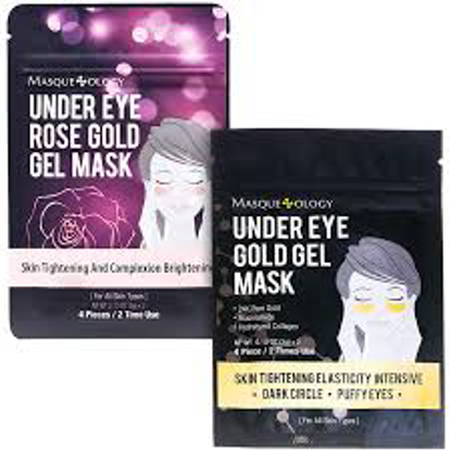 Masqueology Under Eye Gel Mask Set 12 ct.