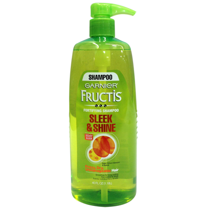 Garnier Fructis Sleek & Shine Shampoo Pump 40 fl. oz.