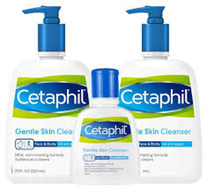Cetaphil Gentle Daily Facial Cleanser 20 oz. 2 pk.