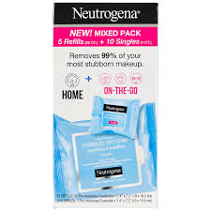 Neutrogena Makeup Remover Cleansing Towelette Refills 135 ct.