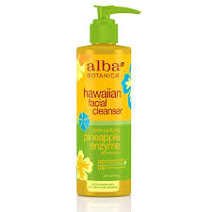 Alba Botanica Pore Purifying Pineapple Enzyme Facial Cleanser 8 oz. 2 pk.