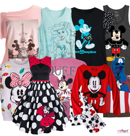 Picture for category Disney Apparel