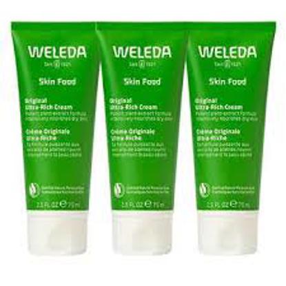 WELEDA Skin Food Original Ultra-Rich Cream 2.5 fl oz, 3-pack