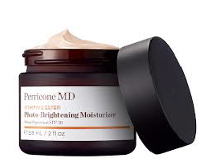 Perricone MD Vitamin C Ester Photo-Brightening Moisturizer Broad Spectrum SPF 30, 2.0 fl oz