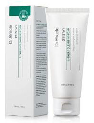 Dr. Oracle 21;Stay A-Thera Cleansing Foam 3.38 fl oz, 2-pack