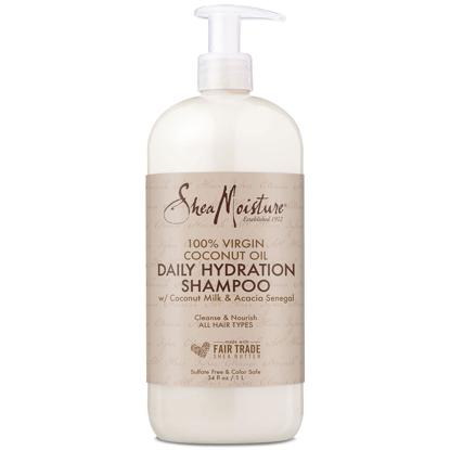 Shea Moisture Virgin Coconut Oil Shampoo 34 oz.