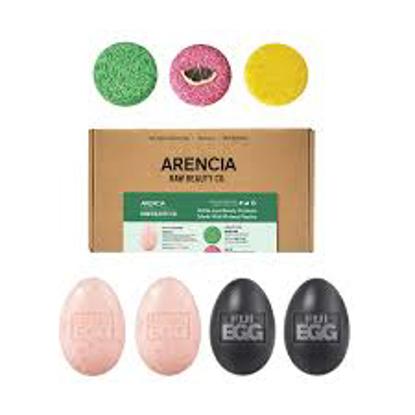 ARENCIA Bottle-less Vegan Soap Set