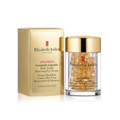 Elizabeth Arden Advanced Ceramide Capsules Daily Youth Restoring Eye Serum, 60-count