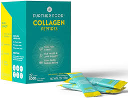 Further Food Collagen Peptides Powder On-the-Go Packets