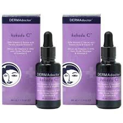 DERMAdoctor Kakadu C 20% Vitamin C Serum, 2-Pack