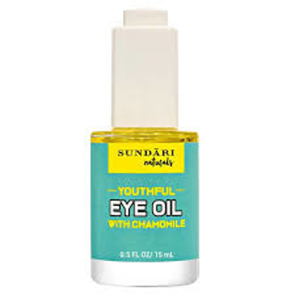 SUNDÃRI naturals Youthful Eye Oil With Chamomile, 0.5 fl oz