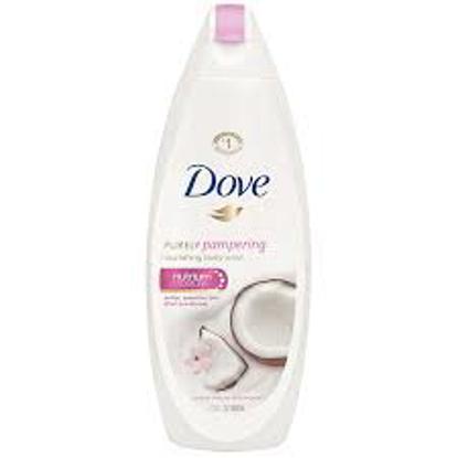 Dove Purely Pampering Nourishing Body Wash, Coconut Milk with Jasmine Petals, 3 pk./24 oz.
