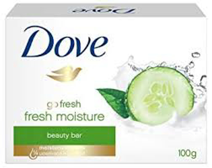 Dove go fresh Cool Moisture Beauty Bar, 16 ct./4 oz.