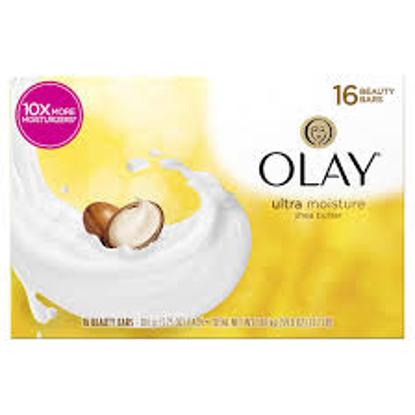 Olay Ultra Moisture Beauty Bars Soap, 16 ct./3.75 oz.