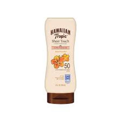 Hawaiian Tropic Sheer Touch Ultra Radiance Sunscreen, 2 pk.