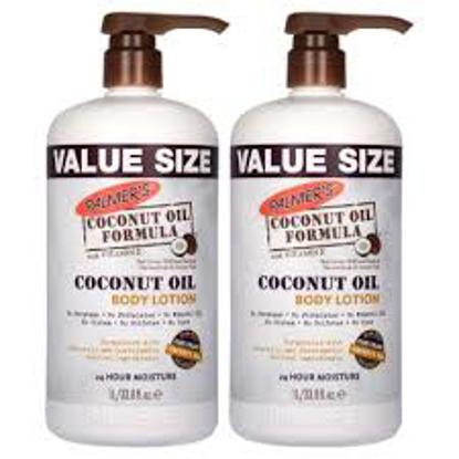 Palmer's Coconut Oil Formula with Vitamin E Lotion 33.8 fl., oz. 2pk.