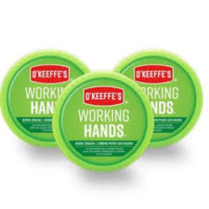 O'Keeffe's Working Hands 2.7 oz. Jar, 3 pk.