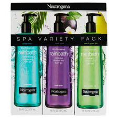 Neutrogena Rainbath Replenishing Shower Gel Tri-Pack 16 fl. oz.