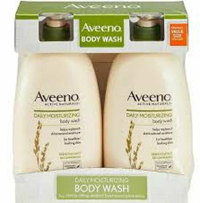 Aveeno Daily Moisturizing Body Wash 33 fl. oz. 2 pk.