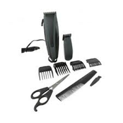Vivitar Hair and Beard Clipping Kit Gray