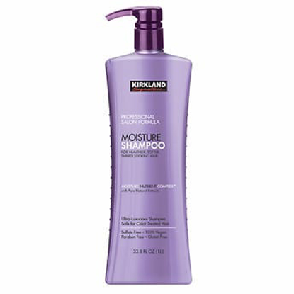 Kirkland Signature Moisture Shampoo 33.8 fl oz