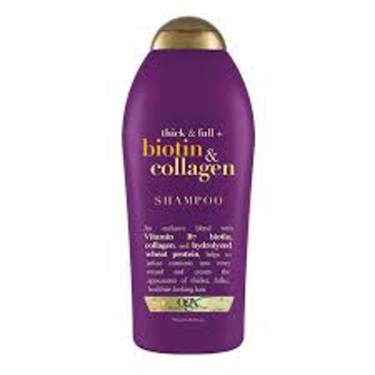 OGX Thick & Full Biotin & Collagen Shampoo, 25.4 oz.