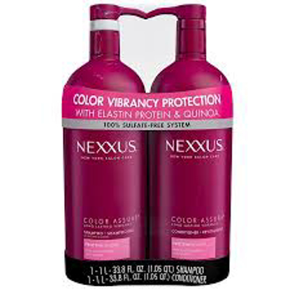 Nexxus Color Assure Shampoo and Conditioner  2 pk.