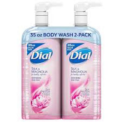 Dial Restoring Body Wash, Silk & Magnolia 35 fl. oz.