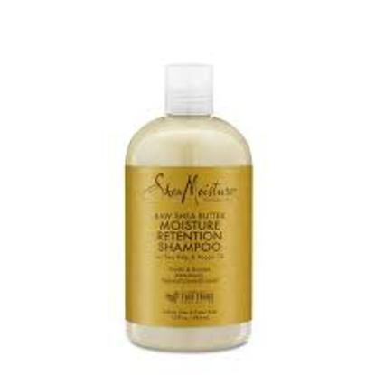 SheaMoisture Raw Shea Butter Moisture Retention Shampoo 34 oz.