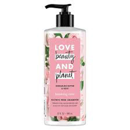 Love Beauty And Planet Murumuru Butter & Rose Blooming Color Shampoo, 22 oz.
