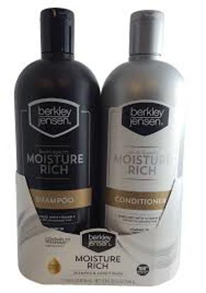 Berkley Jensen Moisture Rich Shampoo and Conditioner, 2 pk. 28 oz.