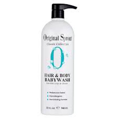 Original Sprout Hair & Body Baby Wash, 32 fl oz